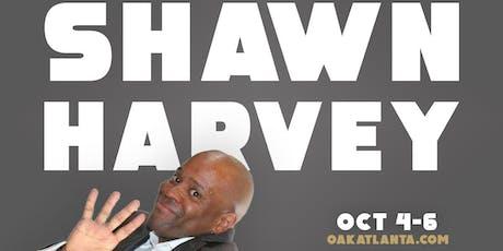 Comedian SHAWN HARVEY at OAK COMEDY LOUNGE tickets
