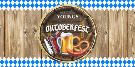 YOUNGS' Oktoberfest 2019 tickets