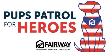 3rd Annual Pups Patrol for Heroes Dog Walk tickets