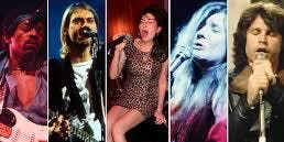 THE 27 CLUB - A TRAGIC DJ TRIBUTE TO JIMI, JANIS, JIM, KURT & AMY
