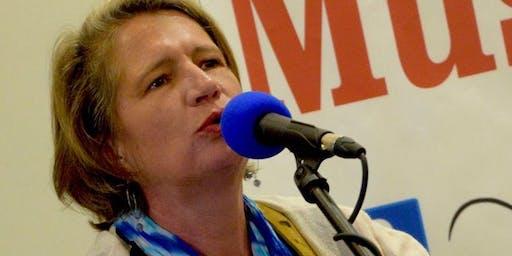 Nancy Bryant Roppolo: LIVE Music Sat 11/2 6p at La Divina