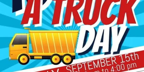 Touch A Truck/Food Truck/Family Fun Event tickets