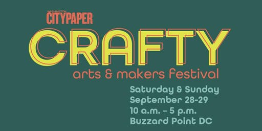 Crafty Arts & Makers Festival 2019