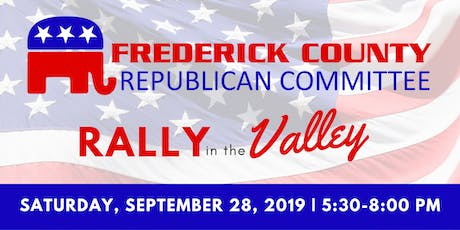 FCRC - Rally In The Valley tickets