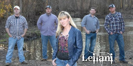 Leilani and Southern Persuasions at The Moose - Public Event tickets
