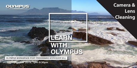 LEARN WITH OLYMPUS- OLYMPUS WORKSPACE POST PROCESSING WORKSHOP (KL) tickets