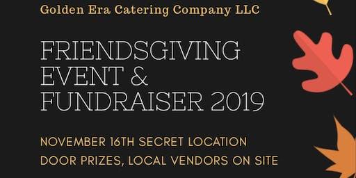 Friendsgiving & Fundraiser