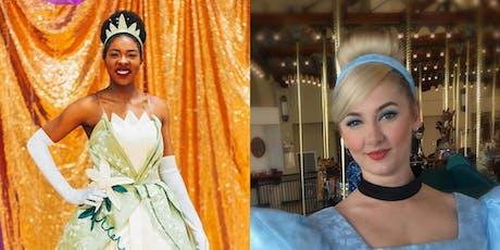 Tea With Tiana & Cinderella tickets