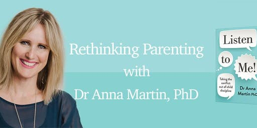 Parenting Talk on Discipline and Parent/Child Relationships