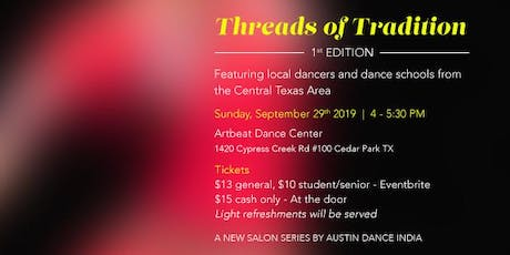Threads of Tradition tickets