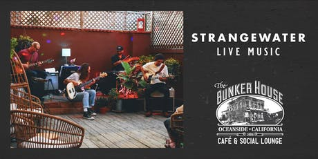 Strangewater Live Music tickets