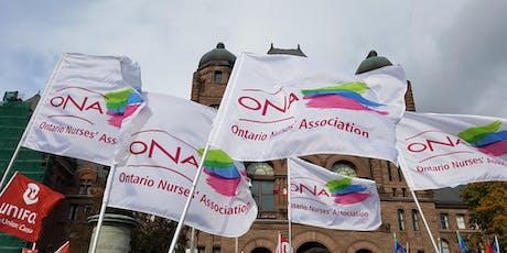 ONA Local 19 Education/Dinner: CNO Health Inquiries tickets