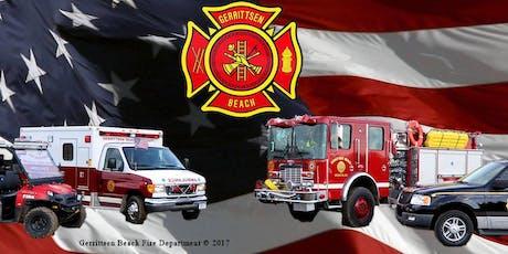 97th Annual Gerrittsen Beach Fire Department Installation Dinner tickets