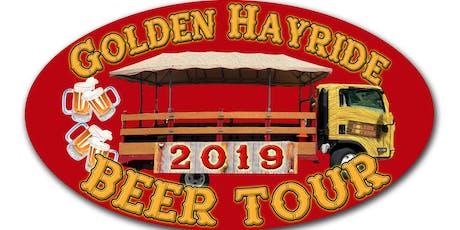 2019 Golden Hayride Beer Tour- October 5th tickets