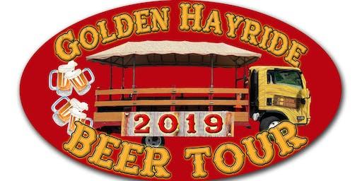 2019 Golden Hayride Beer Tour- October 5th