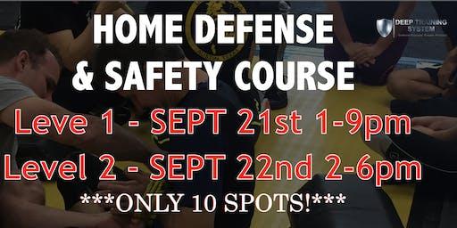 Home Defense & Safety Course