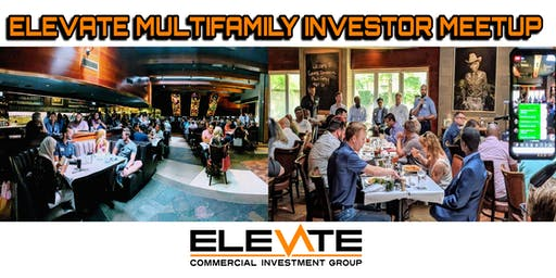 Elevate Multifamily Investor Meetup - Passively Investing in Multifamily - Lunch & Learn
