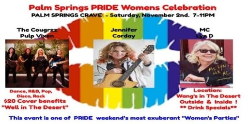 Palm Springs PRIDE Celebration