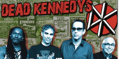 DEAD KENNEDYS 40th Anniversary Tour plus The Living End, Good Riddance, 88