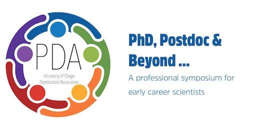 PhD, Postdoc & Beyond...