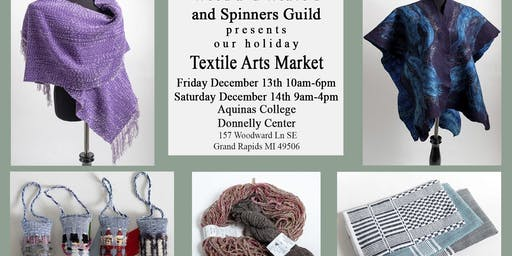 Holiday Textile Arts Market