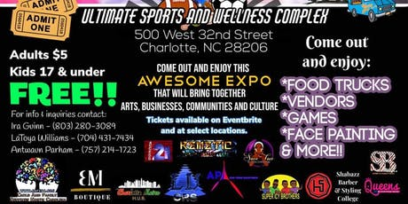 The 2019 Community Connection Fall Expo tickets