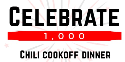 Celebrate 1,000 Dinner
