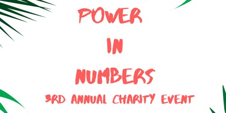 POWER IN NUMBERS tickets