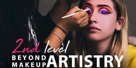 2nd Level Beyond Makeup Artistry | Tampa billets