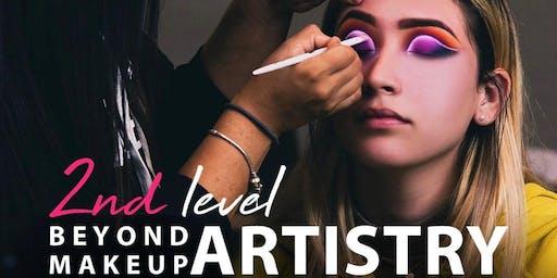 2nd Level Beyond Makeup Artistry | Tampa