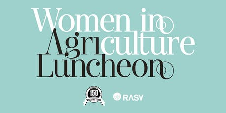 Women in Agriculture Luncheon 2019 tickets