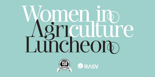 Women in Agriculture Luncheon 2019