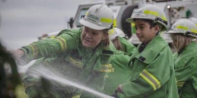 Junior Rangers All Fired Up - Grampians National Park