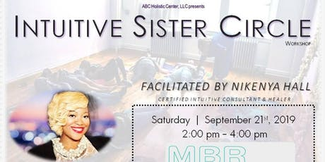 NYC Intuitive Sister Circle Workshop tickets