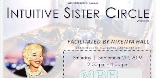 NYC Intuitive Sister Circle Workshop