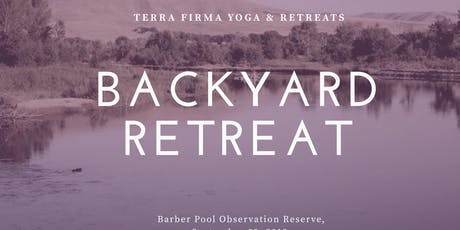 Backyard Retreat- Barber Pool Observation Reserve tickets