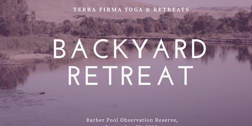 Backyard Retreat- Barber Pool Observation Reserve