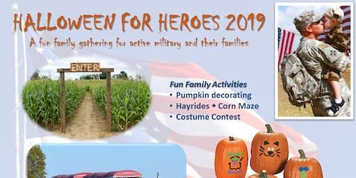 Halloween 4 Heroes 2019