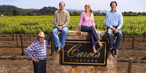 JLohr  Winery Wine and Food Pairing Event for Breast Cancer | Oct 9 @  7PM