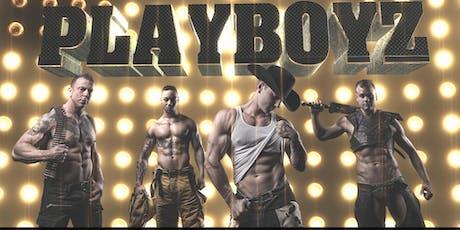 Thunder Bay Party Night F/Playboyz - 4 on the Floor  tickets