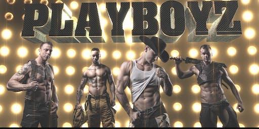 Thunder Bay Party Night F/Playboyz - 4 on the Floor