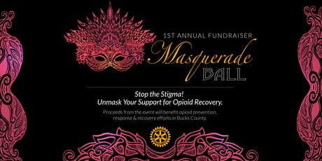 2019 Masquerade Ball tickets