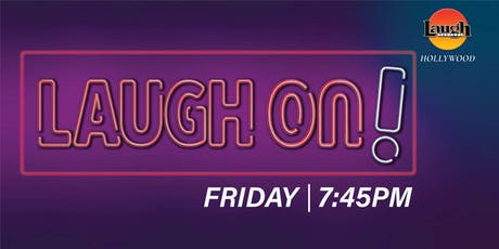 Laugh On! tickets