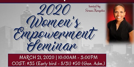 Annual Women's Empowerment Seminar tickets