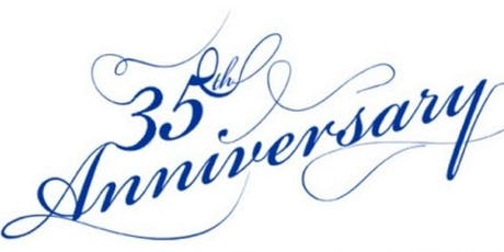 LPAC 35th Anniversary Banquet tickets