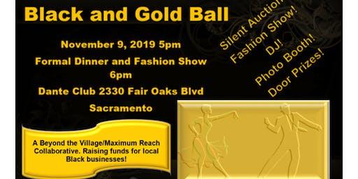 Black and Gold Ball - An Elegant Affair