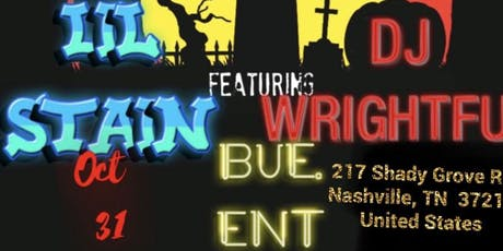 BUE.ENT Halloween Costume party tickets