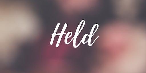 HELD Rochester 2019