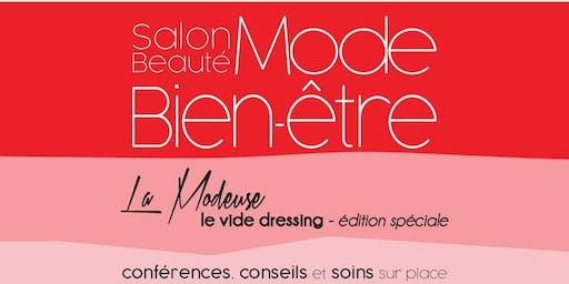 Salon Mode Beauté Bien-Être au profit de lucan/le vide dressing édition spéciale au profit de leucan
