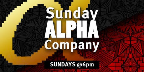 Sunday Co. Alpha tickets